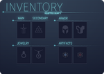 Geronimo Inventory by Anamaris