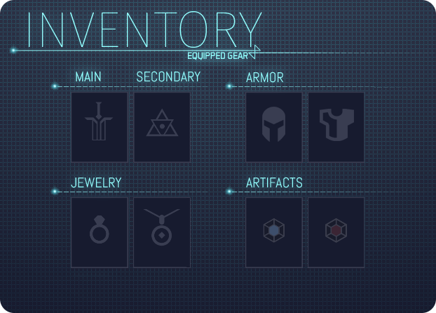 Geronimo Inventory by Anamaris