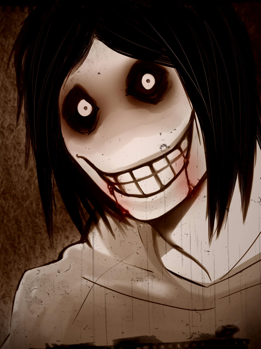 Jeff the killer by zamzaam