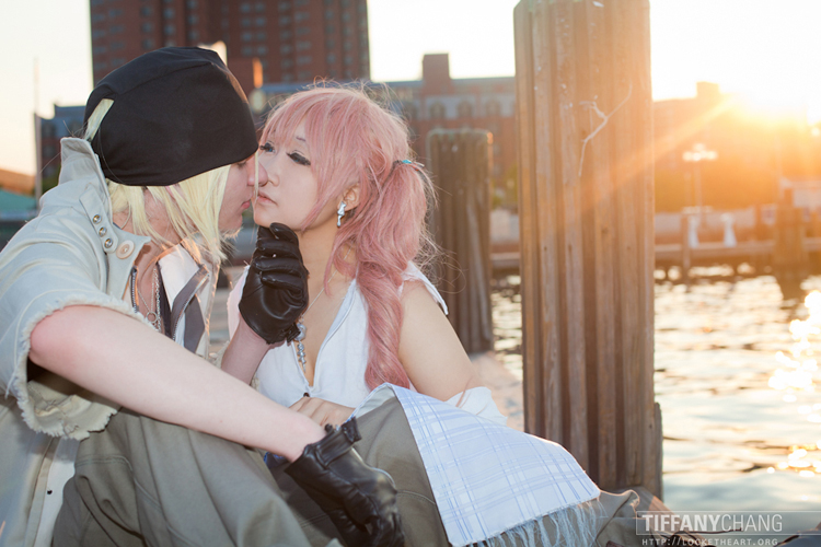 FFXIII - The Promise by kitsunesqueak