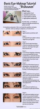 Eye-makeup Tutorial - Pretty Boy