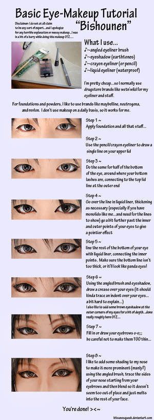Eye-makeup Tutorial - Pretty Boy