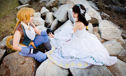 FFIX - I wanted to go with you by kitsunesqueak