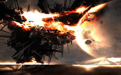 Planetary Meltdown by screamingdigital