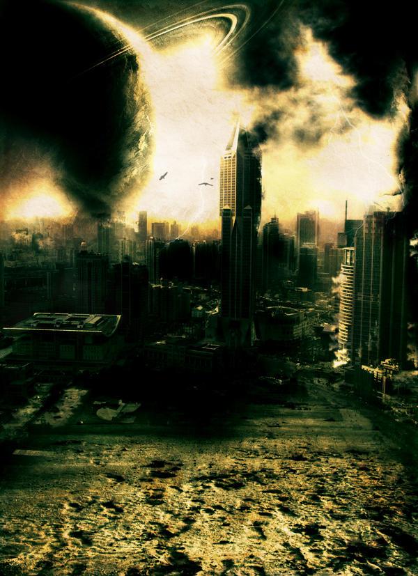 3 Days of Darkness by screamingdigital