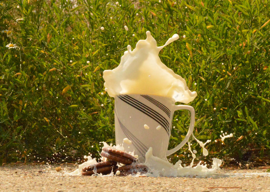 A milk story by danielaene
