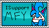 Support MFY Stamp by Ask-MFY
