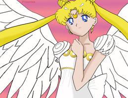 Angel Serenity: Level 6 by Phi-sen-tea