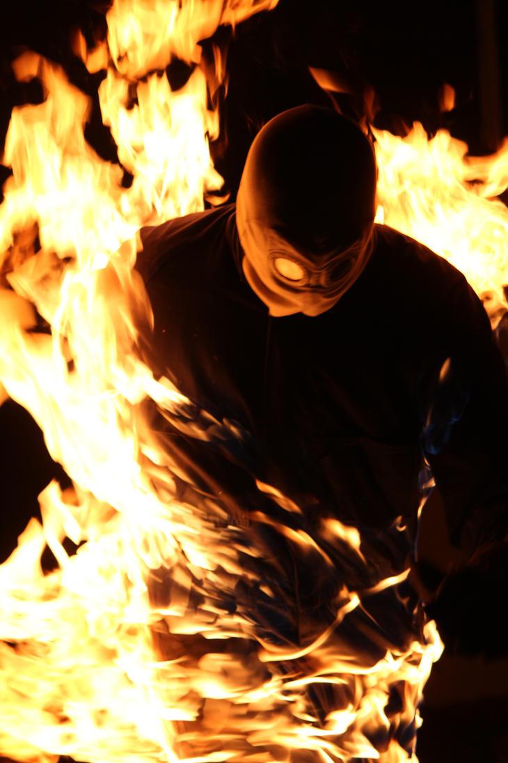 Body burn by EarthlyDelight