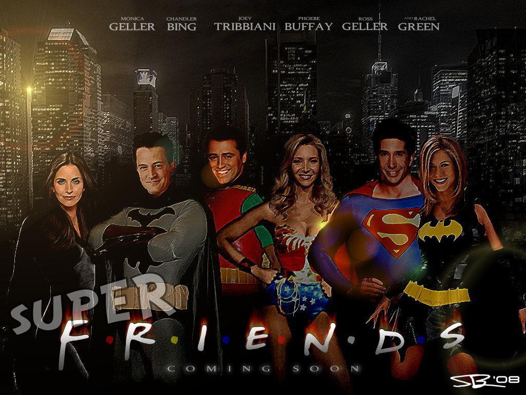 Super Friends By Ryansd