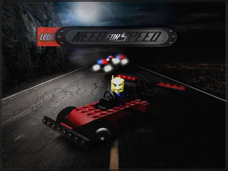 Lego Need For Speed