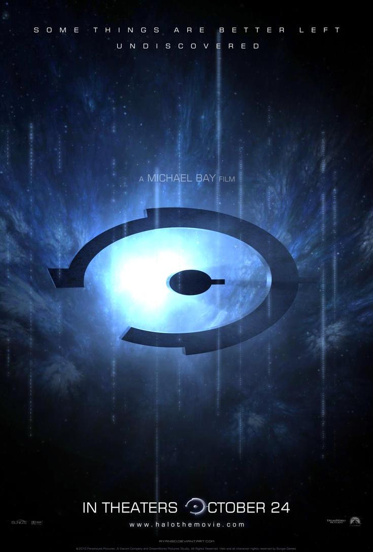 Halo Movie Teaser by ryansd