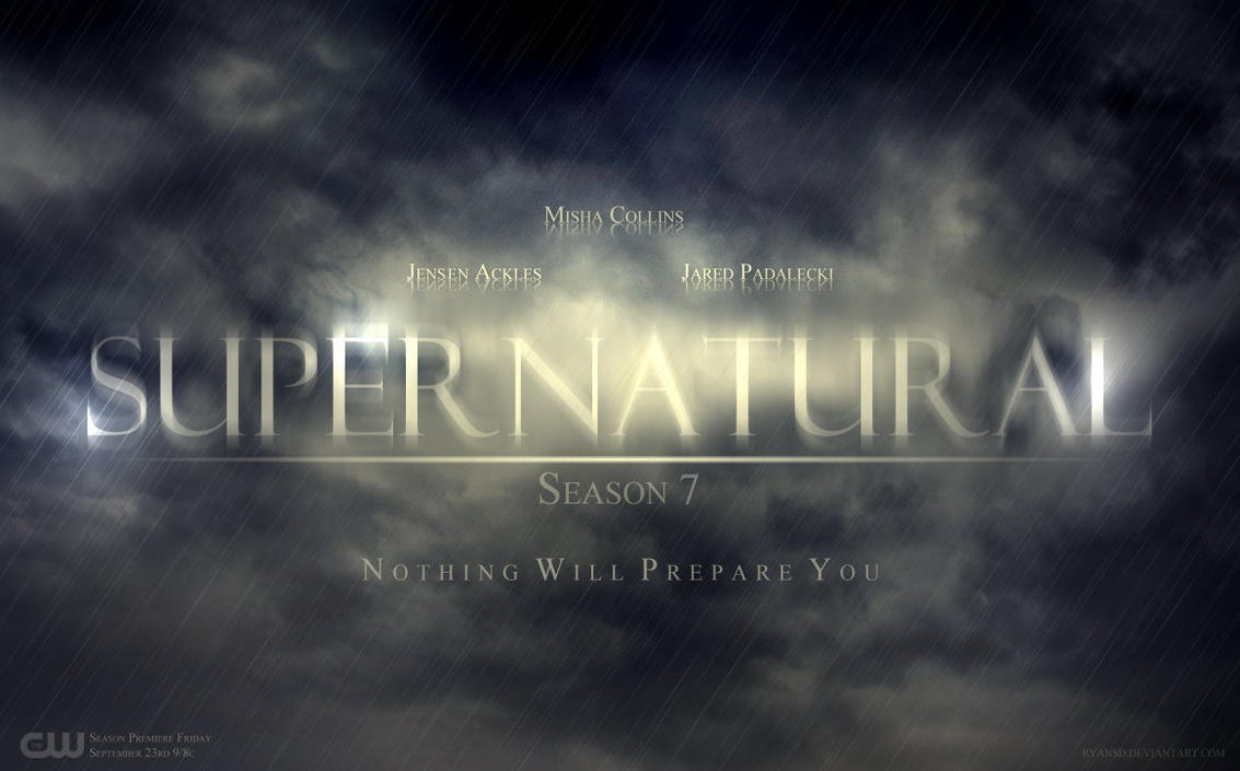 Supernatural Season 7 Teaser by ryansd
