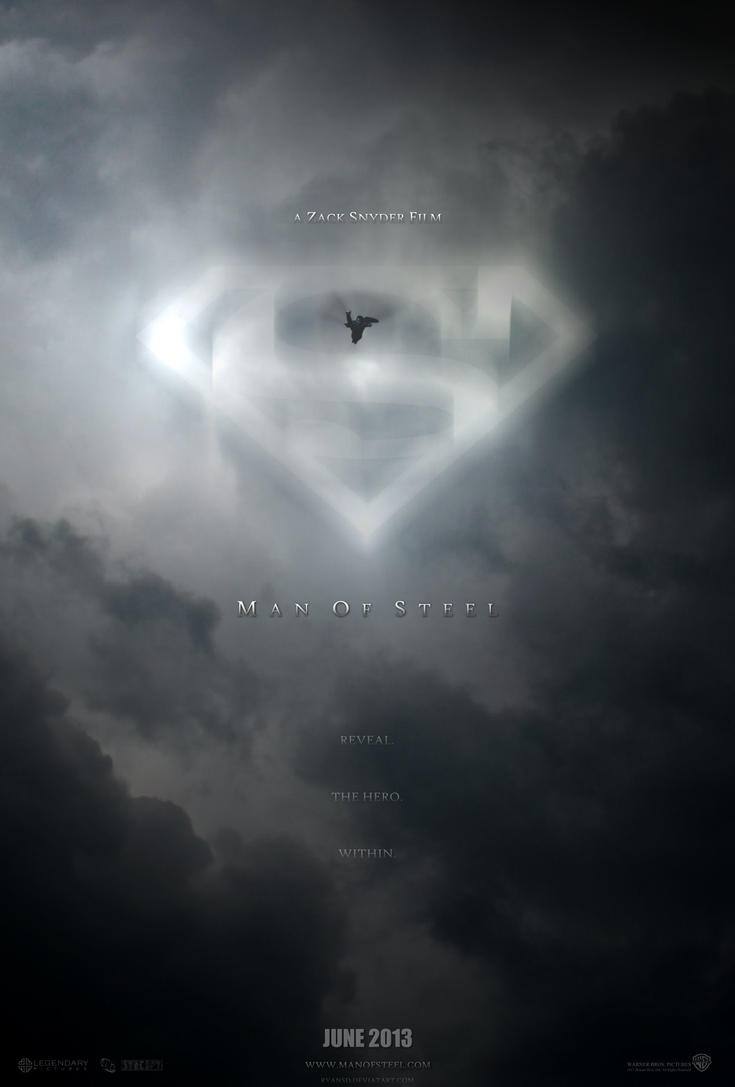 Man Of Steel - Teaser by ryansd