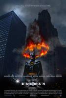 Burton vs Nolan Poster Mash-up by ryansd