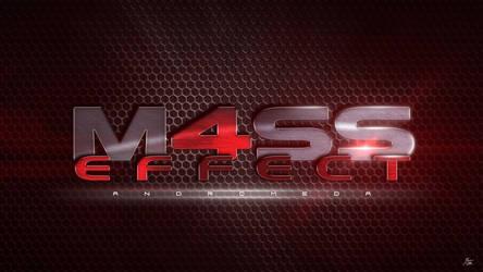 Mass Effect 4 Logo (Red)