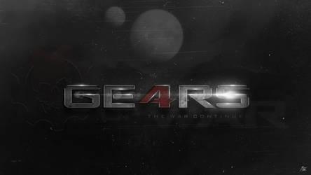 Gears Of War 4 Logo