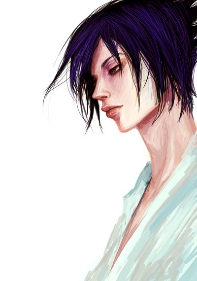 Sasuke by Krestersy