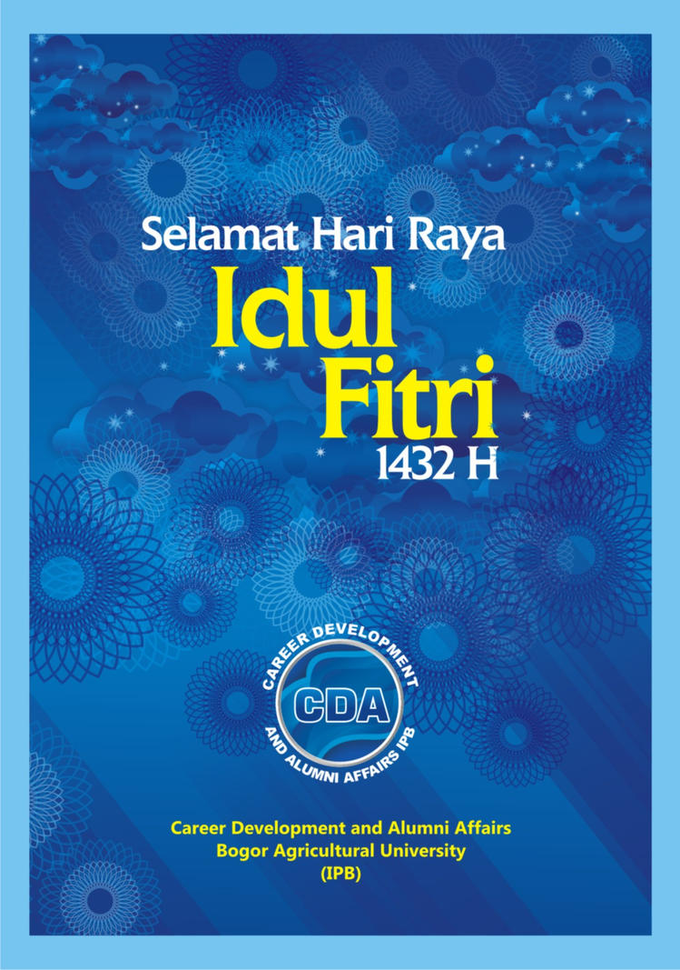 Idul Fitri Greeting Card By Saviour82 On Deviantart