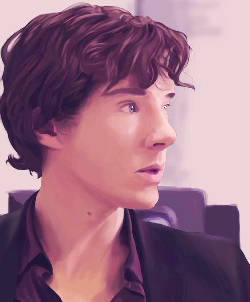 Benedict Cumberbatch by Xarime13