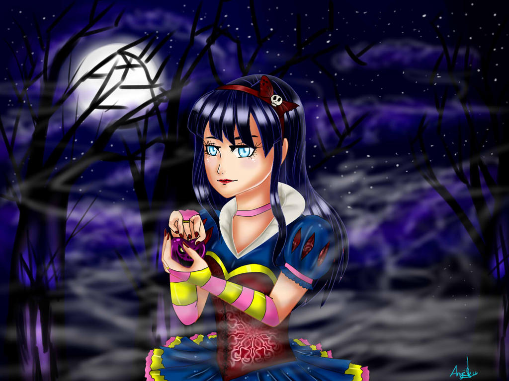 a modern twisted version of snow white She was so fair that she was named snow white i know the original version was by the brothers grimm and the cartoon was by disney but then what about the book who is the author of the it would have been better if snow wight died more realistic : izumi brow on october 20th, 2016 at 3.