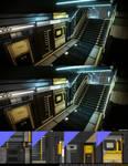 Deus Ex: HR Corridor