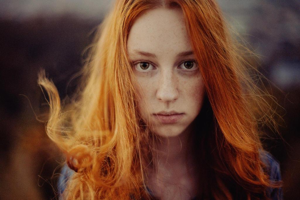 Redhead 2 by SofiaLupul