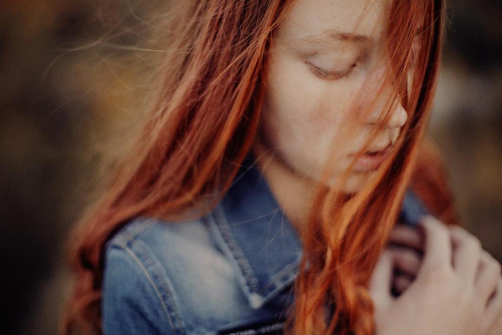 Redhead 3 by SofiaLupul