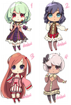 Adoptable Batch  || CLOSED ||