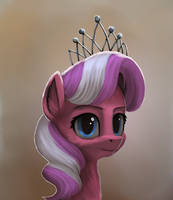 Diamond Tiara Portrait by Robsa990