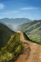 Celestia's Landscape by Robsa990