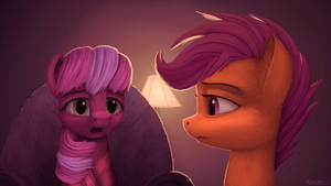 Scootaloo's Chat with Cheerilee