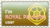 Clan stamp: Royal Paladin by crazytreasurestudio