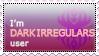 Clan stamp: Dark Irregulars by crazytreasurestudio