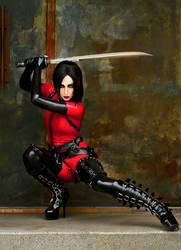 Latex Samurai 1 by CynCaelyx