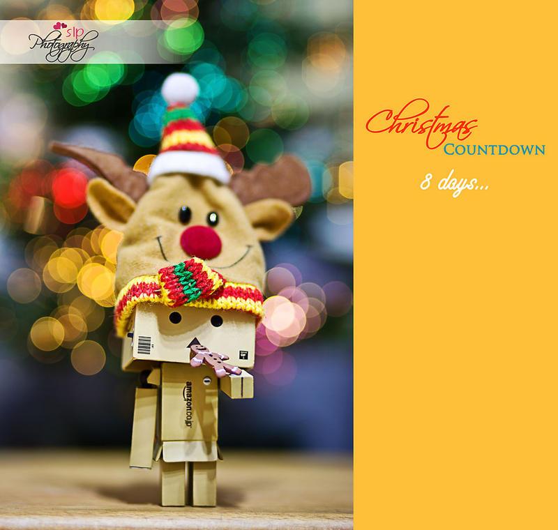 8 Days Until Christmas by Sarah2508 on DeviantArt
