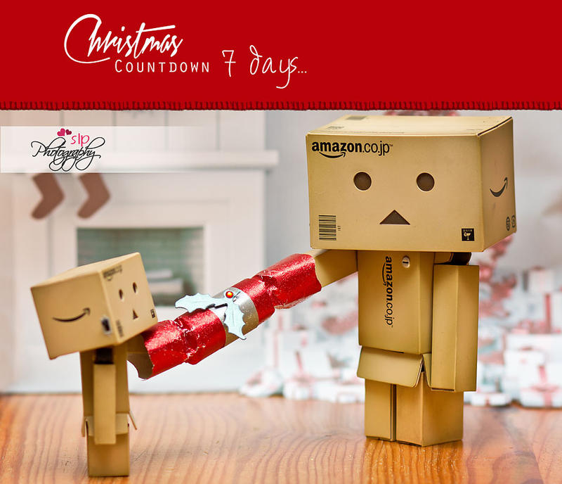 7 Days Until Christmas by Sarah2508 on DeviantArt