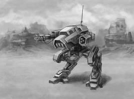 CX7 Bulldog by ZackF