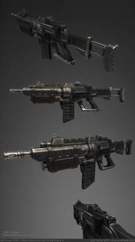 C6k Assault Rifle Final