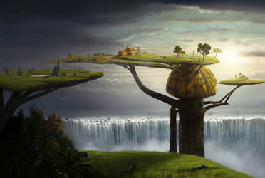 How i wish a wonderland by rakkin23