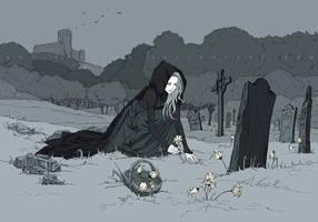 The flowers of doom