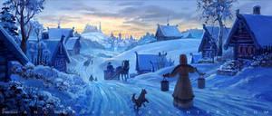 Cinderella - The long road