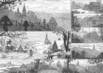 Village sketches - 1