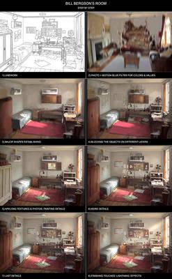 Tutorial - Bill Bergson's room