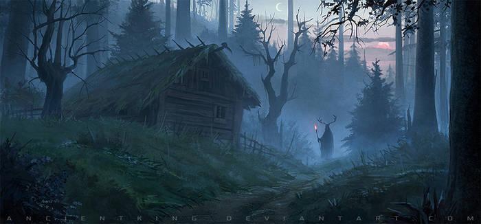 Warlock's forest