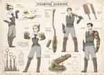 Steampunk Quidditch