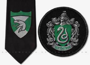 Slytherin emblems