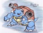 9 - Blastoise