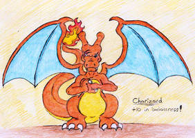 6 - Charizard by JacobMace