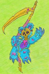 Skull Bear